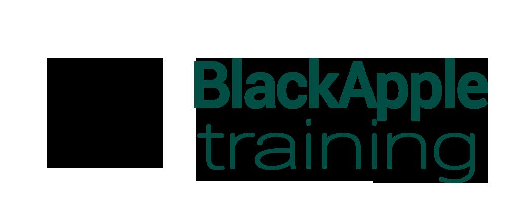 Blackappletraining Logo