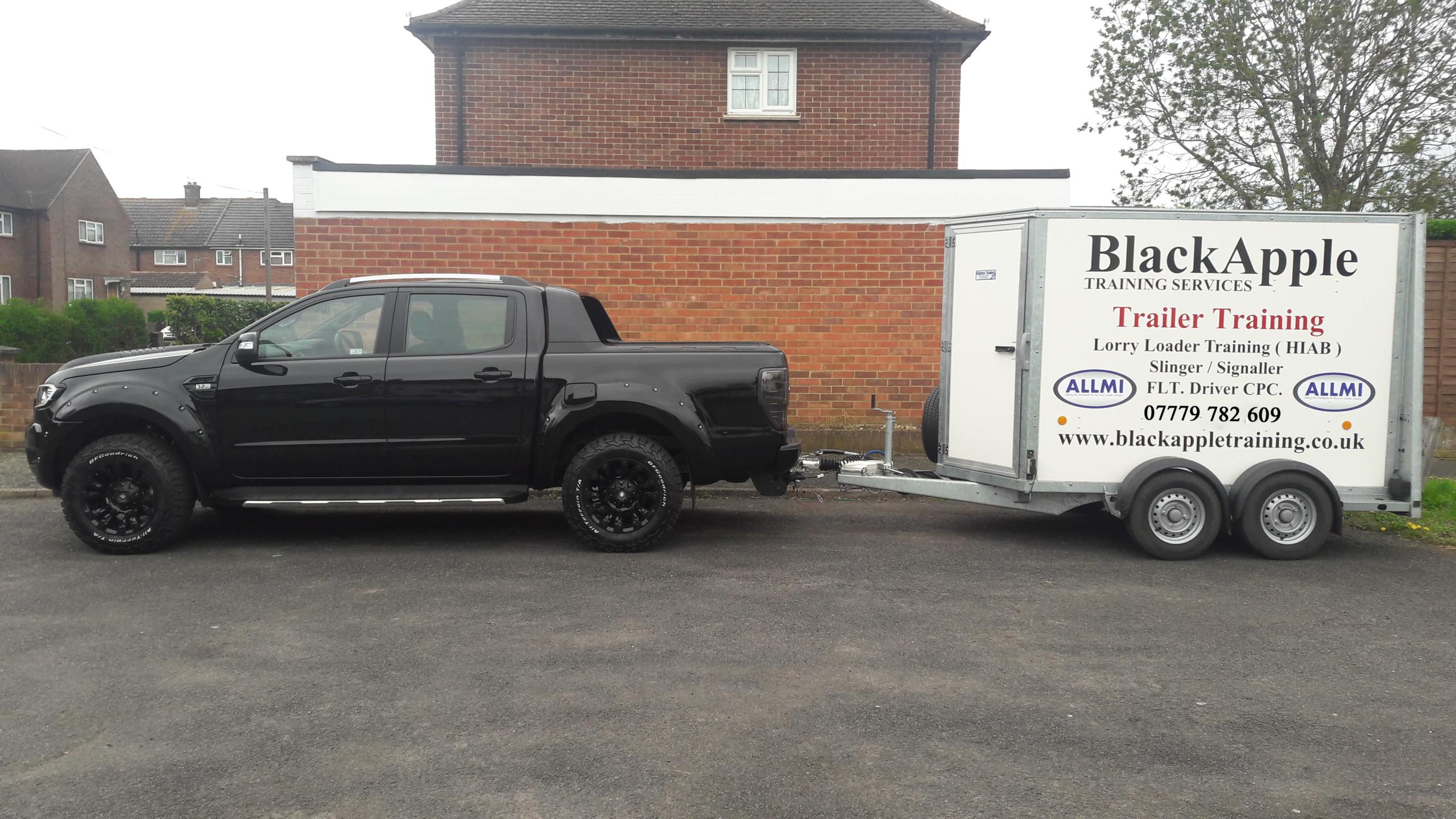 BEtraining-truck
