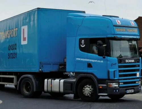 New test system no quick fix for UK lorry driver shortage, hauliers warn